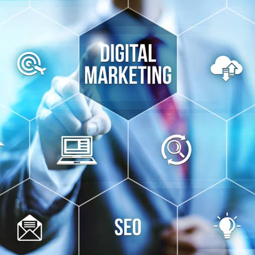 online marketing strategier