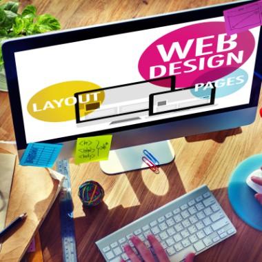 webdesign af ny hjemmeside